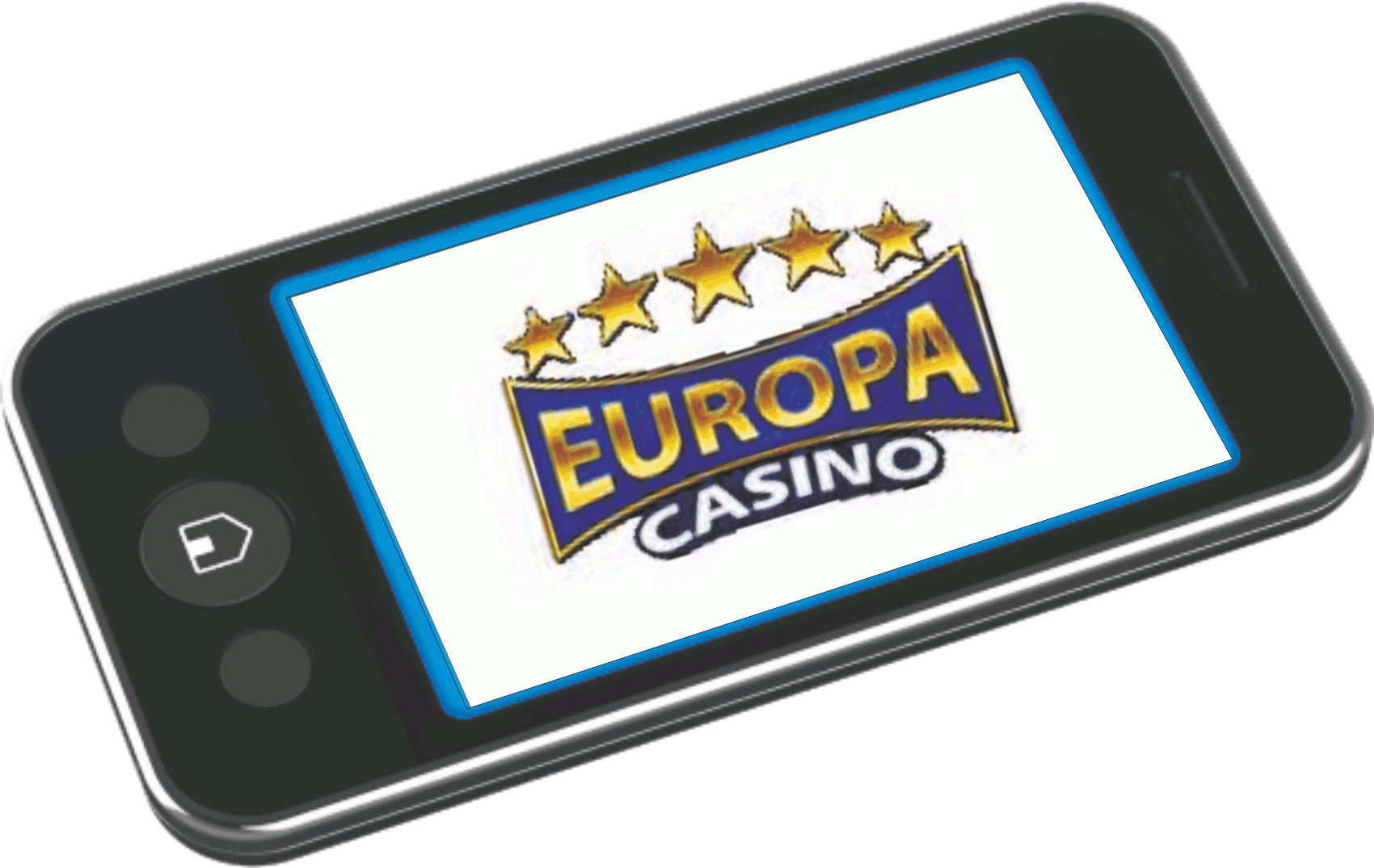 Mobile Devices Supported at Europa Casino