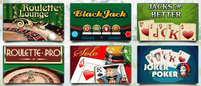 Spielauswahl Karamba Casino
