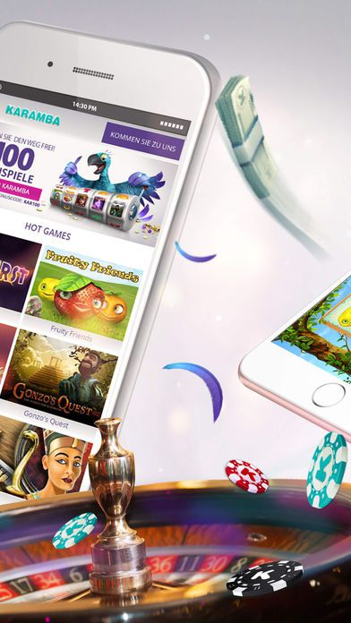 mobile app Karamba