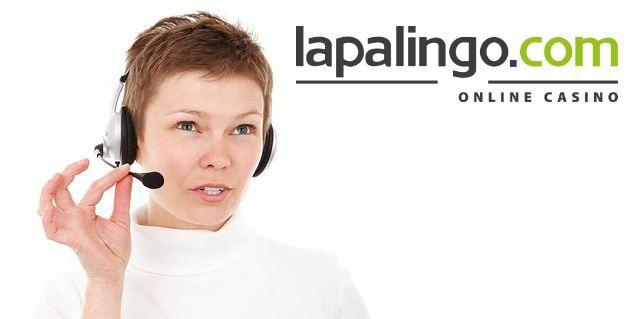 Kundenservice Lapalingo Casino