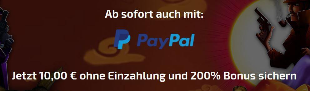 PayPal Bonus Lapalingo Casino