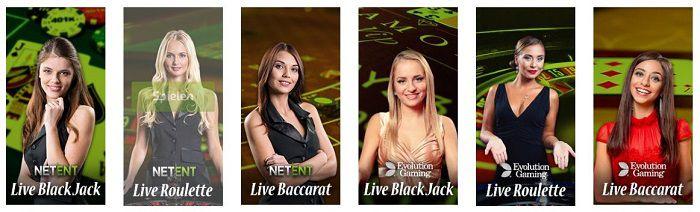 Live-Casino Lapalingo