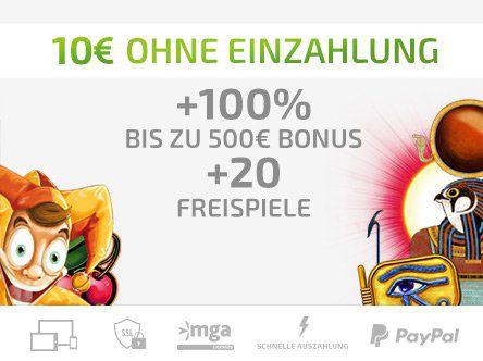 Willkommensbonus Lapalingo Online Casino