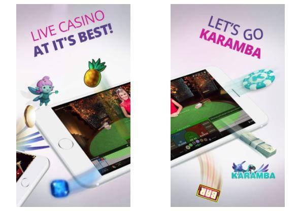 Karamba mobile App