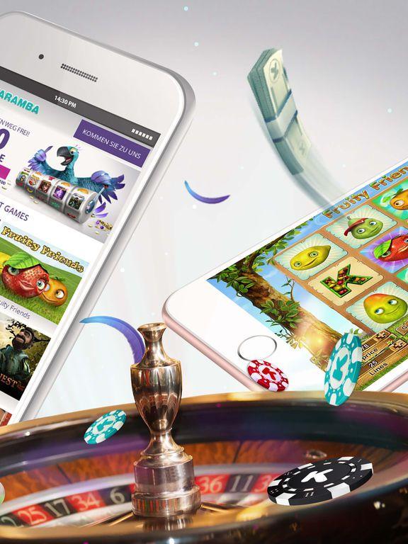 mobile app 200 EURO BIS 100 % Karamba