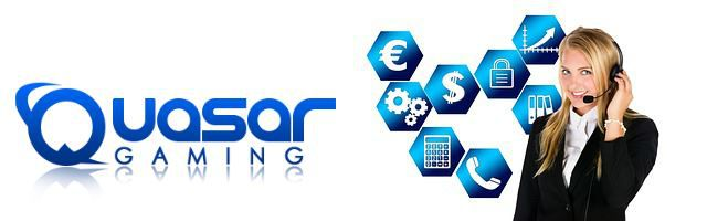 Quasar Gaming Login