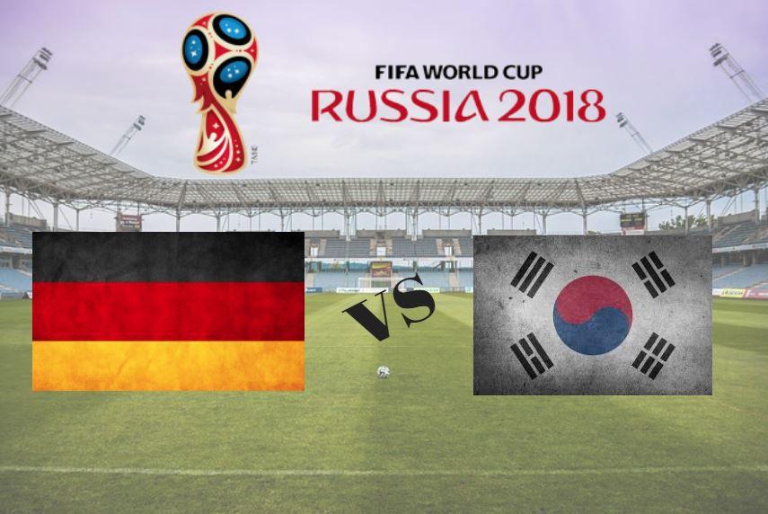 Fußball-Weltmeisterschaft 2018: Letztes Gruppenspiel Deutschland gegen Südkorea