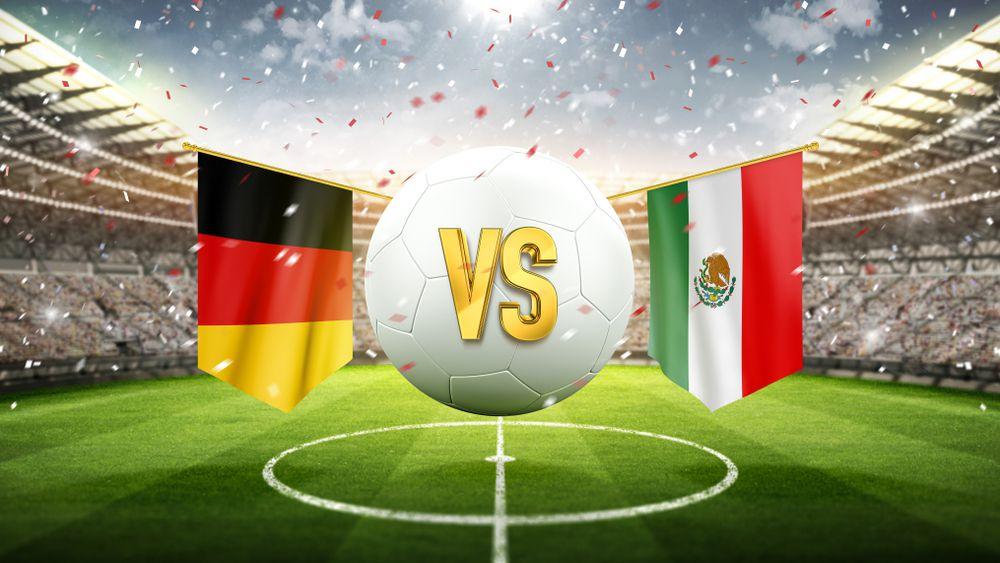 Deutschland-Mexiko Wm 2021
