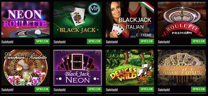 Casino Spiele Cashpot Casino