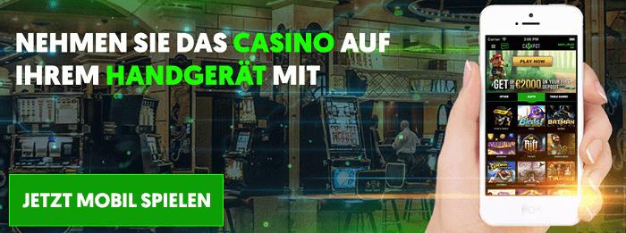 Mobilen App Cashpot Casino