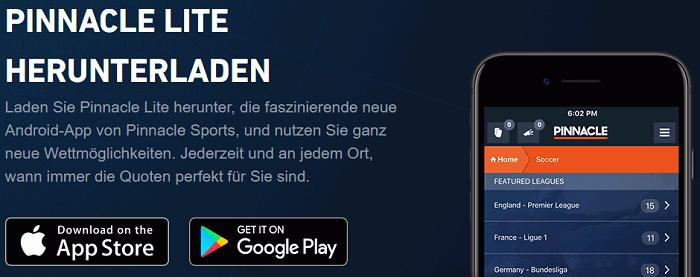 mobile Pinnacle deutsch