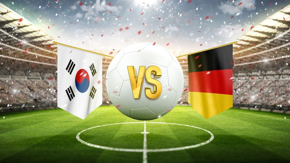 Letztes Gruppenspiel und Wetten auf Deutschland Südkorea WM 2018