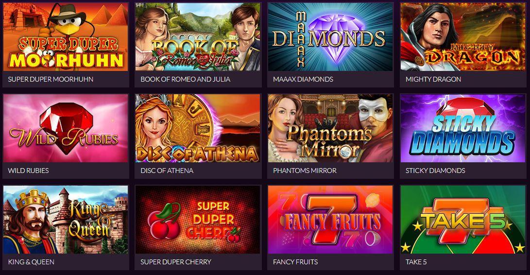 jackpot,de Die Spiele