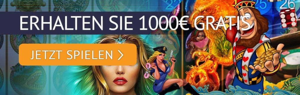CASINO GAMES BEI SPINPALACE CASINO