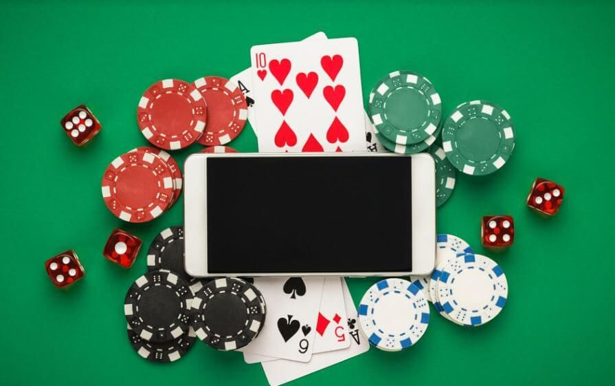 handheld casino games slots