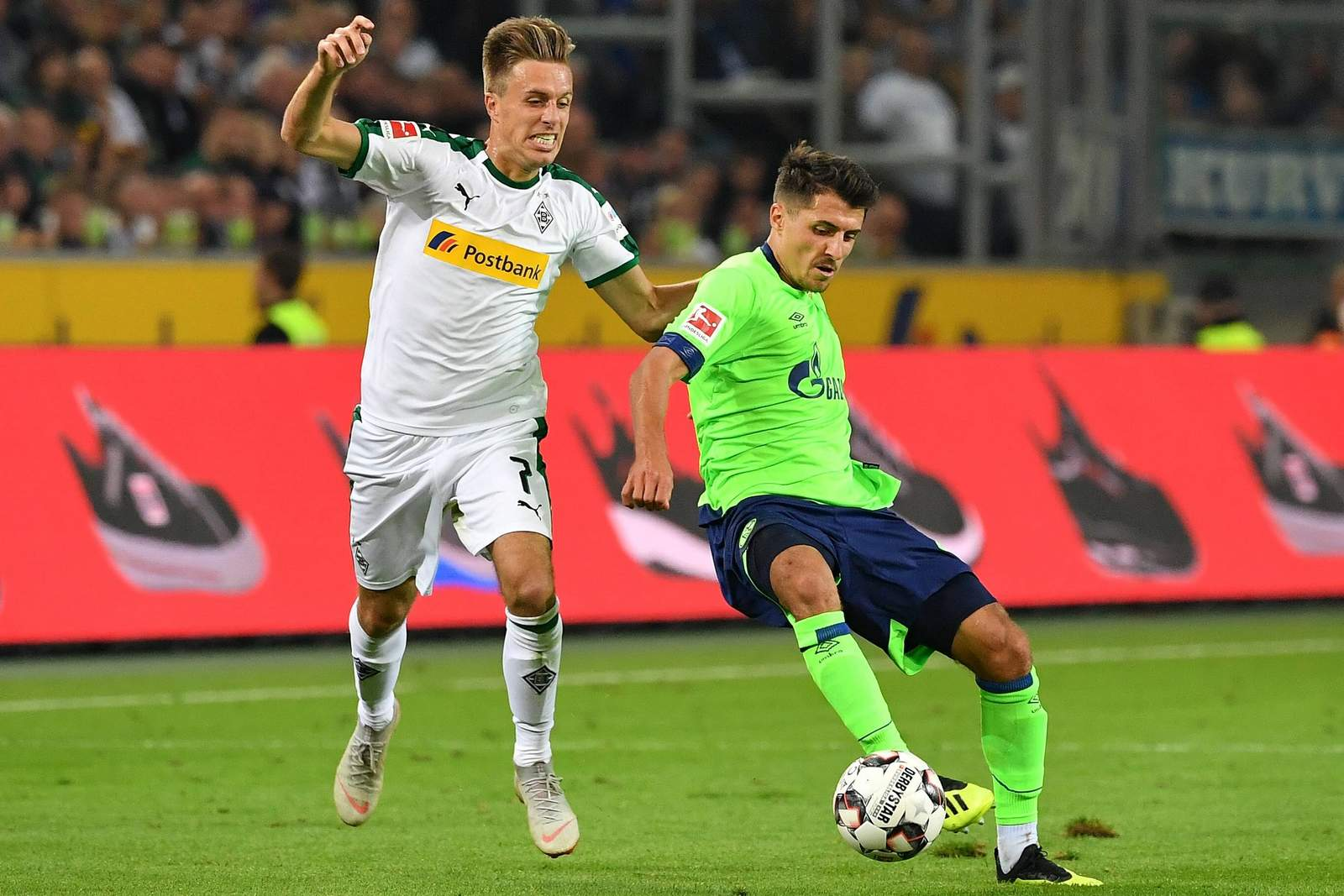 xuhx Moenchengladbach Borussia Park 15 09 18 1 Bundesliga 3 Spieltag Borussia Moenchengladbach