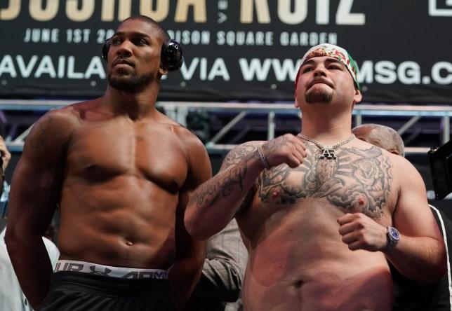 Anthony Joshua vs. Andy Ruiz