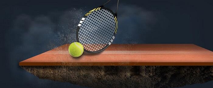 Tennis Wettarten
