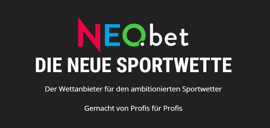 Neobet Bonus Code 2021: So sichern Sie sich 200% bis zu 50€