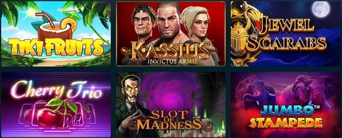 Pasino Games