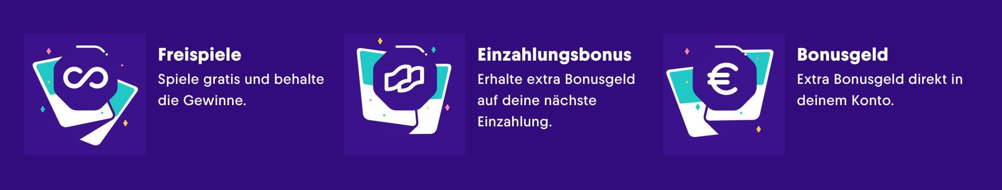 Casumo Bonusgeld