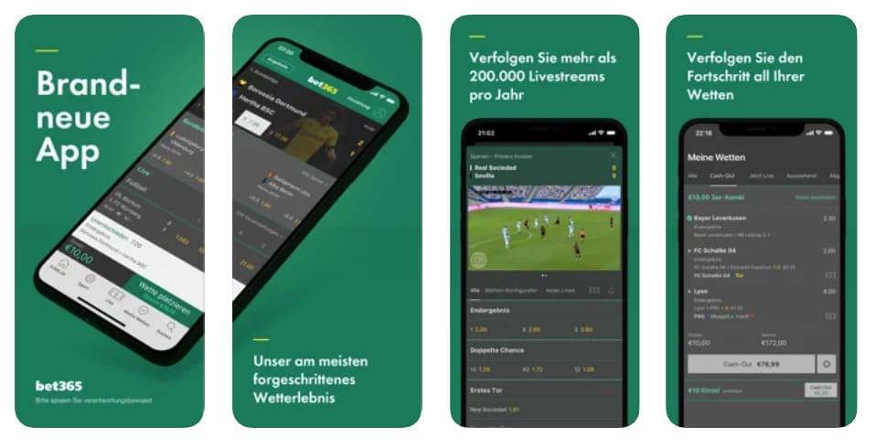 bet365 App - Apple Store