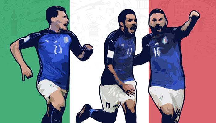 Italien EM 2021