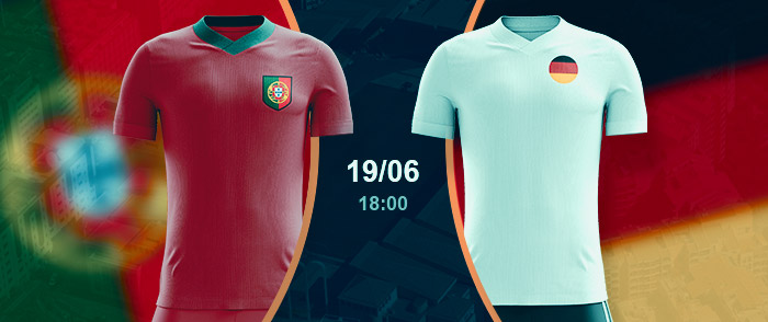 Deutschland gegen Portugal Rückblick