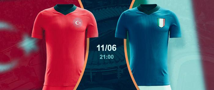Spielvorschau Italien vs Türkei
