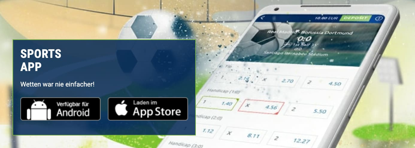 bet-at-home app
